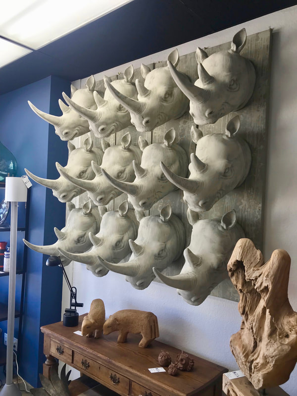 Picture of Rhino Panels at Mix Modern in Palm Springs - Cathedral City